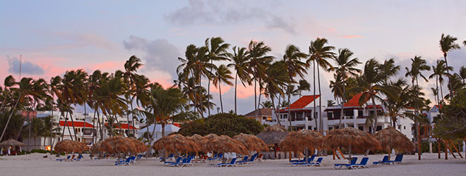 Playa Bavaro in the Dominican Republic. Photo: Theresa Boehl