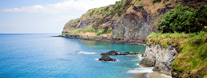 Sao Miguel 10 Exotic Island Hotels
