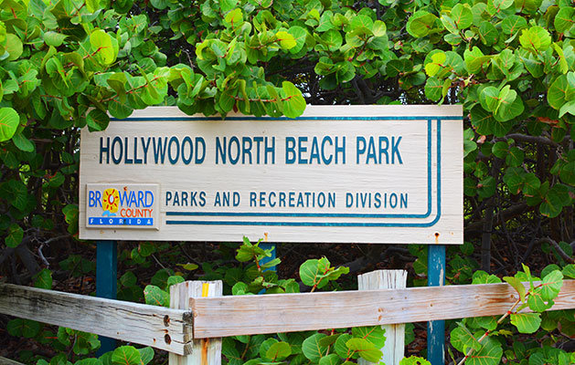 Attractions in Hollywood Beach - North Beach Park