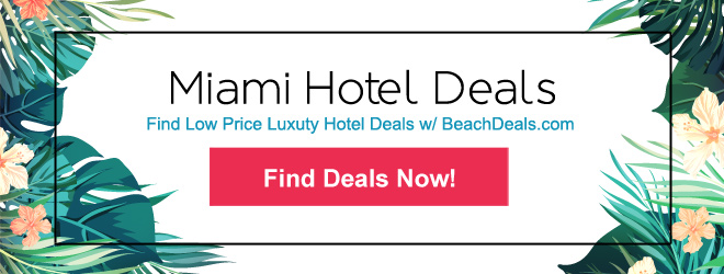 Hotel Deals in Miami's South Beach